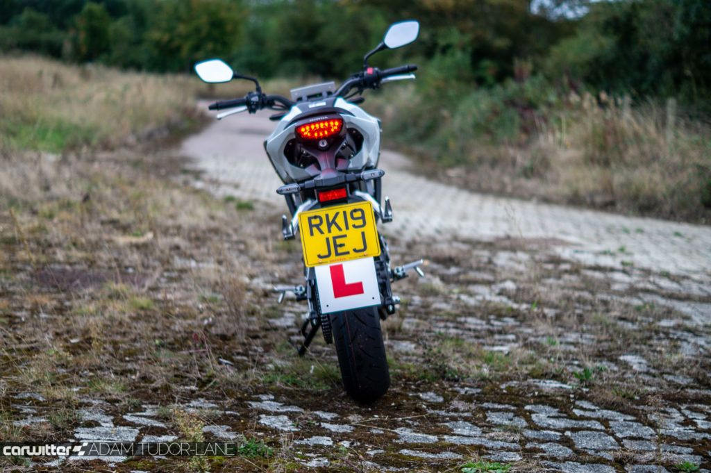 2019 Honda CB125R Review 004 carwitter 1024x681 - Honda CB125R Review - Honda CB125R Review