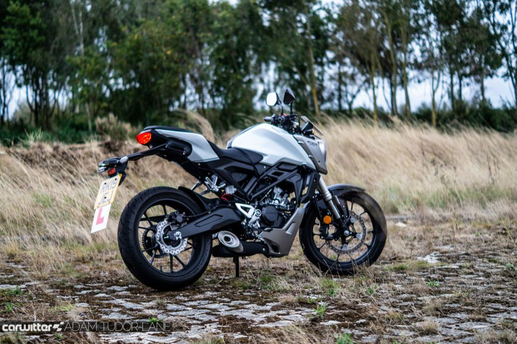 2019 Honda CB125R Review 006 carwitter 1024x681 - Honda CB125R Review - Honda CB125R Review