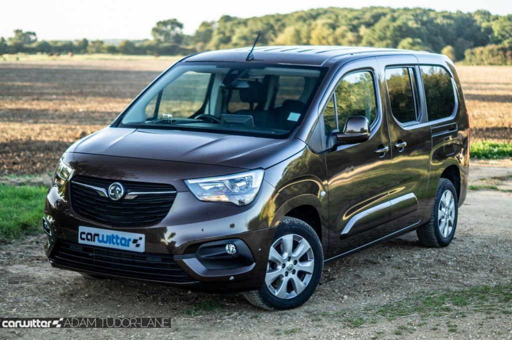2019 Vauxhall Combo Life Review Close Angle carwitter 1024x681 - Vauxhall Combo Life 7 Seater Review - Vauxhall Combo Life 7 Seater Review