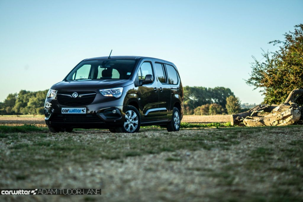 2019 Vauxhall Combo Life Review Front Angle Low carwitter 1024x681 - Vauxhall Combo Life 7 Seater Review - Vauxhall Combo Life 7 Seater Review