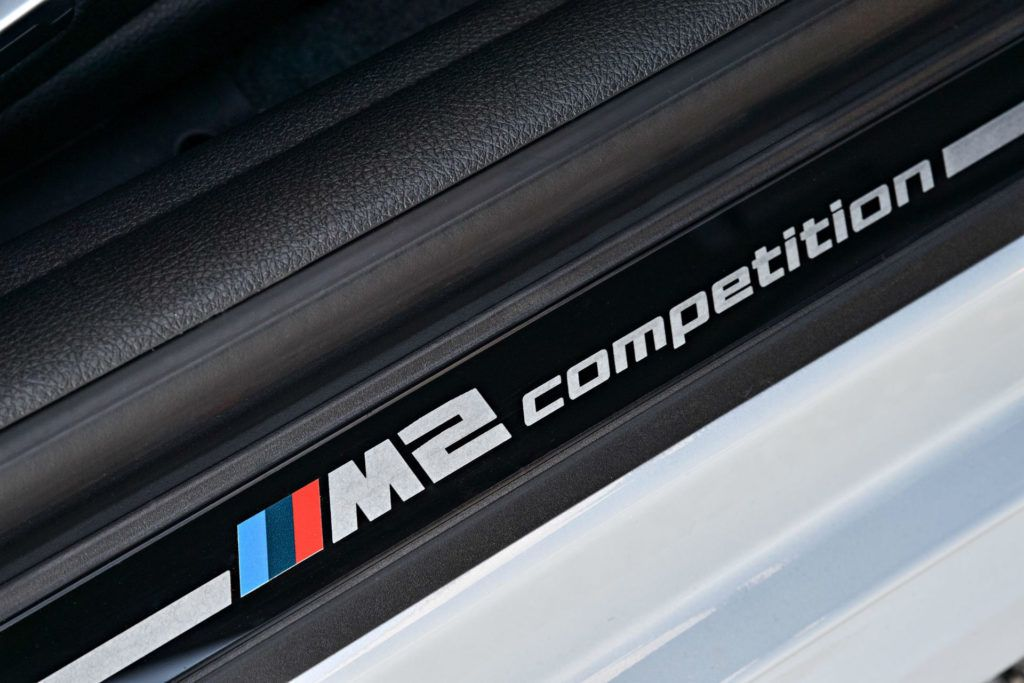 BMW M2 Competition 003 carwitter 1024x683 - Goodyear Eagle F1 SuperSport Review - Goodyear Eagle F1 SuperSport Review
