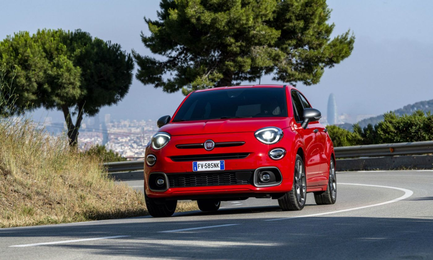 Fiat 500x Sport Front carwitter 1400x840 - Opinions are split on the new baby of the FCA 500x family - Opinions are split on the new baby of the FCA 500x family