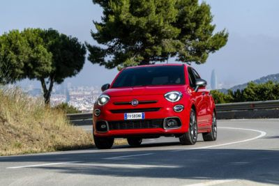 Fiat 500x Sport Front carwitter 400x267 - Opinions are split on the new baby of the FCA 500x family - Opinions are split on the new baby of the FCA 500x family