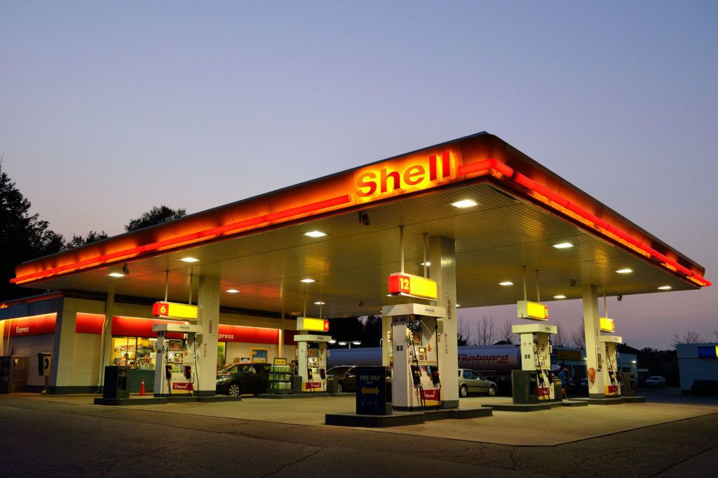 Shell Petrol Station carwitter 1024x682 - What does the future of the car look like? - What does the future of the car look like?
