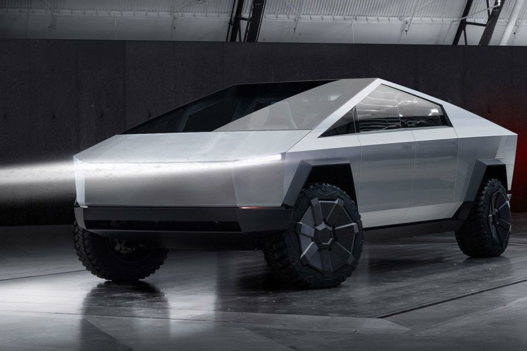 Tesla Cybertruck Front carwitter 1024x683 - Why the Tesla Cybertruck is the greatest car design of the last 20 years - Why the Tesla Cybertruck is the greatest car design of the last 20 years