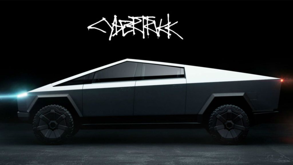 Tesla Cybertruck Side carwitter 1024x576 - Why the Tesla Cybertruck is the greatest car design of the last 20 years - Why the Tesla Cybertruck is the greatest car design of the last 20 years