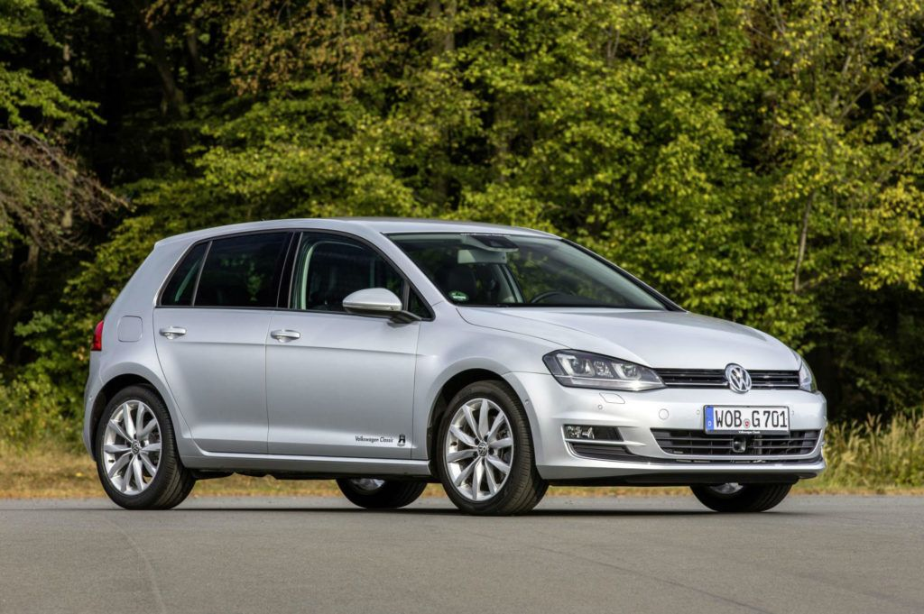 VW Golf MK7 Front carwitter 1024x681 - Why the Tesla Cybertruck is the greatest car design of the last 20 years - Why the Tesla Cybertruck is the greatest car design of the last 20 years