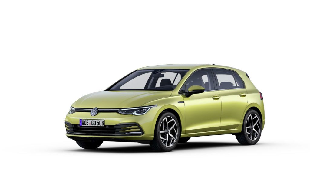 VW Golf MK8 Front carwitter 1024x576 - Why the Tesla Cybertruck is the greatest car design of the last 20 years - Why the Tesla Cybertruck is the greatest car design of the last 20 years