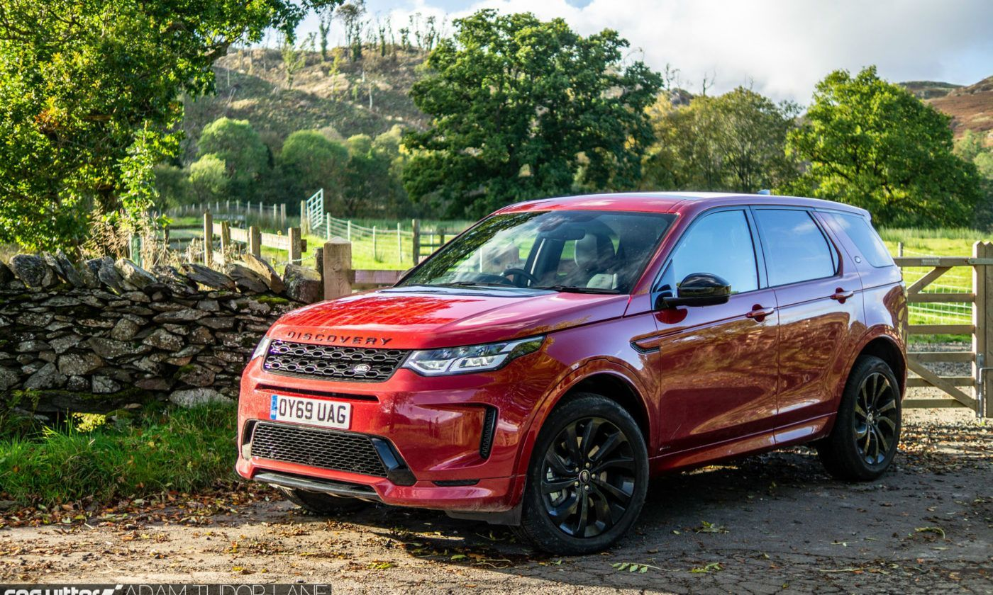 2019 Land Rover Discovery Sport Review Front Scene 2 carwitter 1400x840 - Land Rover Discovery Sport Review - Land Rover Discovery Sport Review