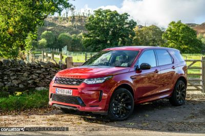 2019 Land Rover Discovery Sport Review Front Scene 2 carwitter 400x266 - Land Rover Discovery Sport Review - Land Rover Discovery Sport Review