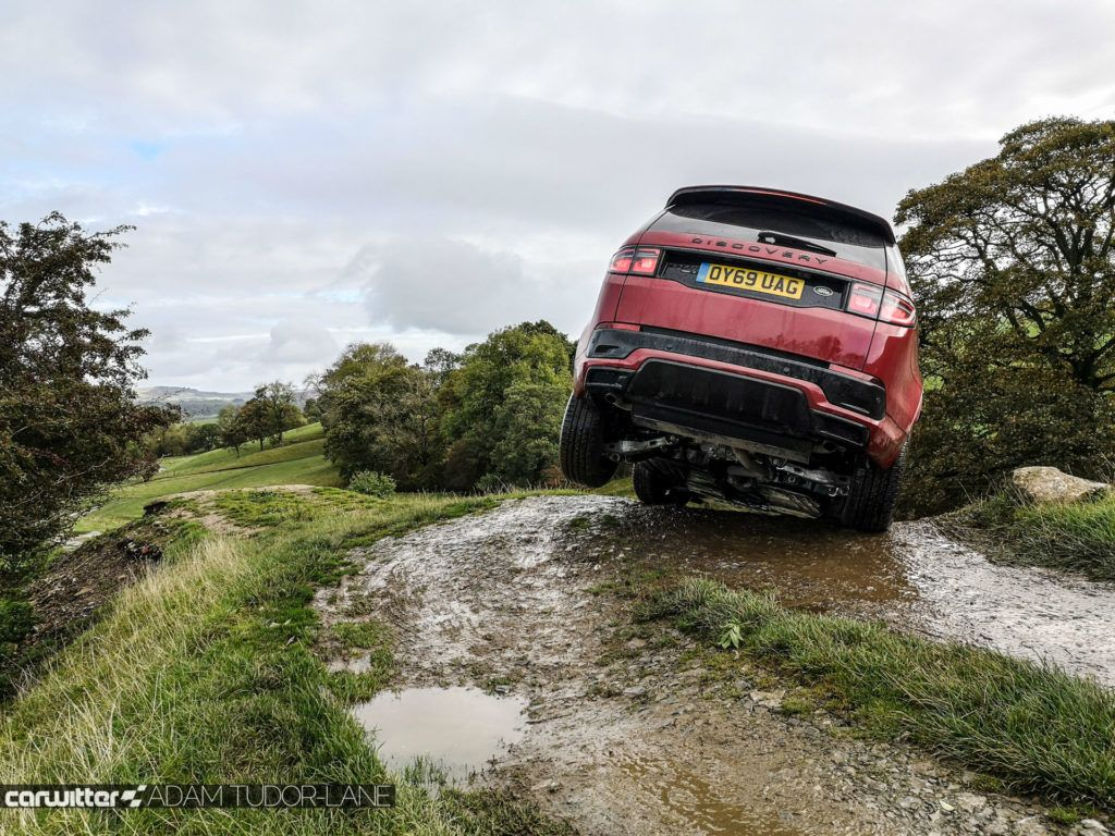 2019 Land Rover Discovery Sport Review Off Road 4 carwitter 1024x768 - Land Rover Discovery Sport Review - Land Rover Discovery Sport Review