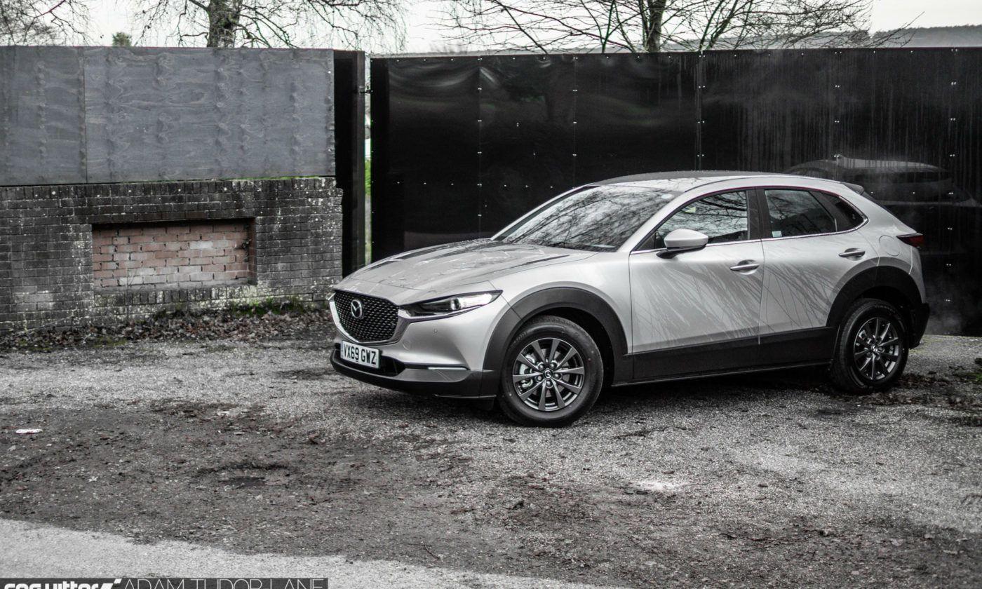 2019 Mazda CX 30 Review Review Three Quarter carwitter 1400x840 - Mazda CX-30 Review - Mazda CX-30 Review
