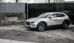 2019 Mazda CX 30 Review Review Three Quarter carwitter 260x150 - Mazda CX-30 Review - Mazda CX-30 Review