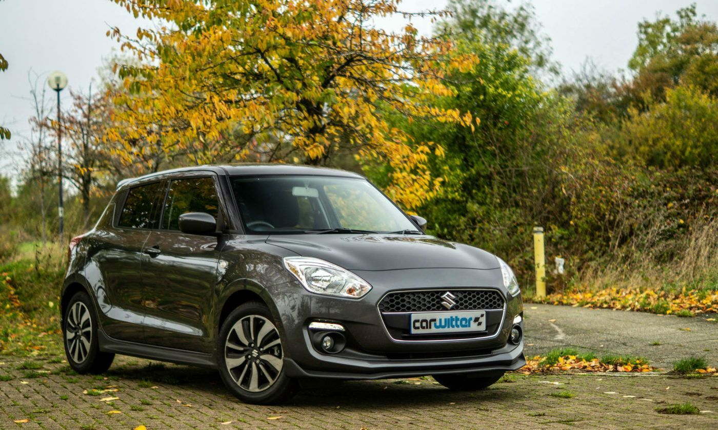 2019 Suzuki Swift Attitude Review Front Angle carwitter 1400x840 - Suzuki Swift Attitude Review (2019) - Suzuki Swift Attitude Review (2019)