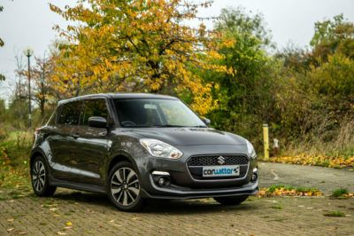 2019 Suzuki Swift Attitude Review Front Angle carwitter 400x266 - Suzuki Swift Attitude Review (2019) - Suzuki Swift Attitude Review (2019)