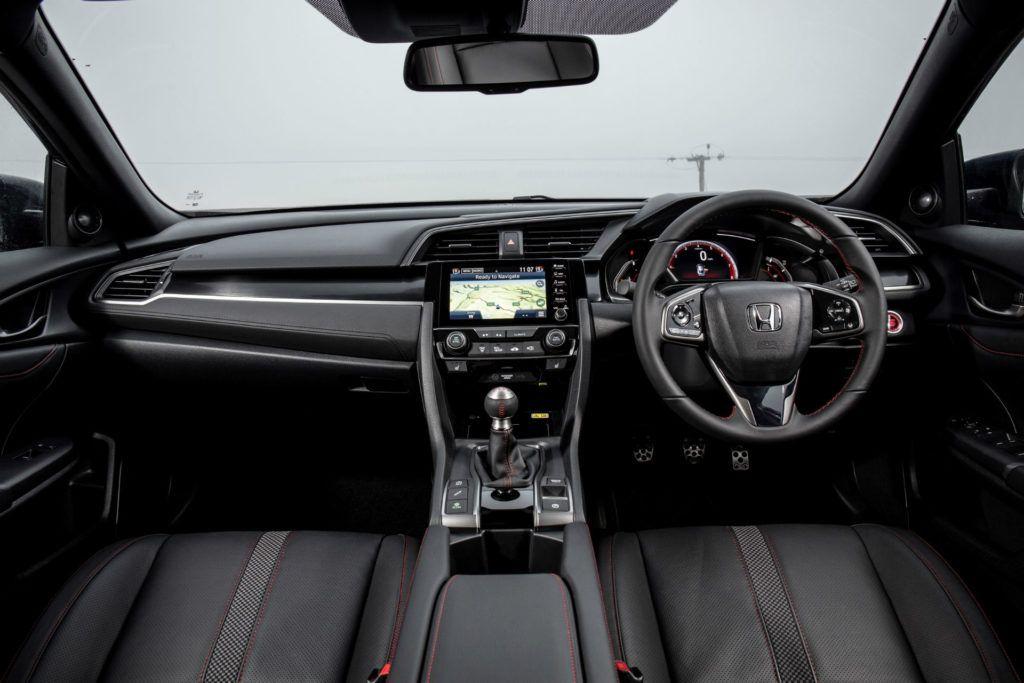 2020 Honda Civic Sport Line Review Dashboard carwitter 1024x683 - Honda Civic Sport Line Review - Honda Civic Sport Line Review