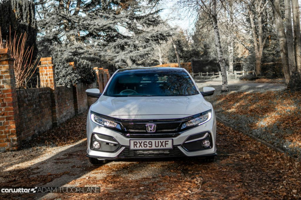 2020 Honda Civic Sport Line Review Front High carwitter 1024x681 - Honda Civic Sport Line Review - Honda Civic Sport Line Review