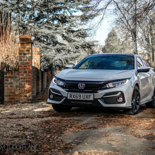 2020 Honda Civic Sport Line Review Front Scene carwitter 500x500 - Honda Civic Sport Line Review - Honda Civic Sport Line Review