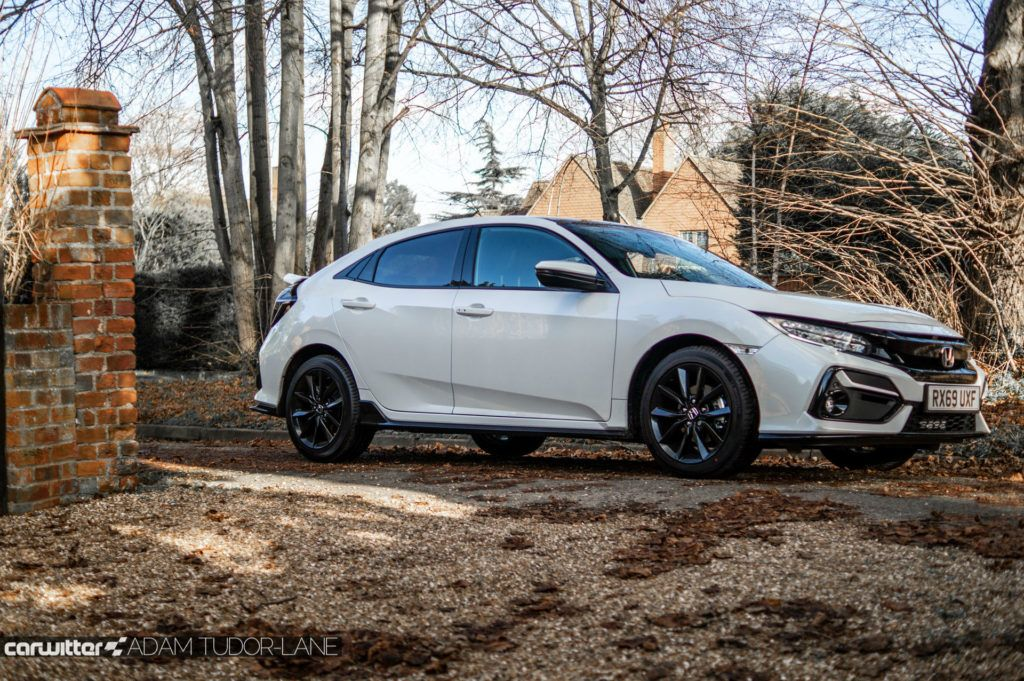 2020 Honda Civic Sport Line Review Side carwitter 1024x681 - Honda Civic Sport Line Review - Honda Civic Sport Line Review