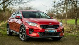 2020 Kia XCeed 2 1.6 Diesel Review Front Angle Close carwitter 260x150 - Kia XCeed Review - Kia XCeed Review