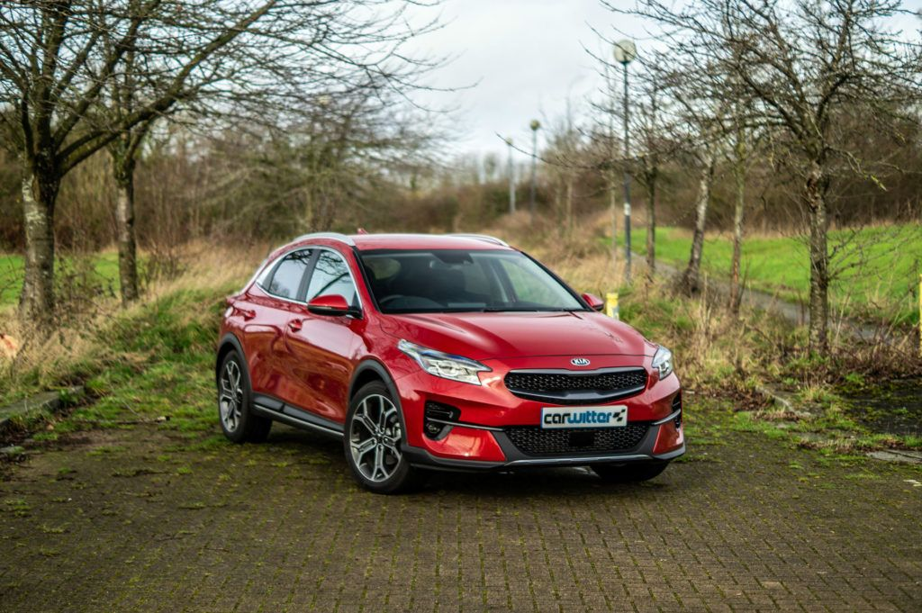 2020 Kia XCeed 2 1.6 Diesel Review Front Angle carwitter 1024x681 - Kia XCeed Review - Kia XCeed Review