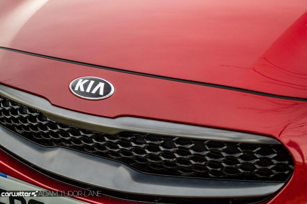 2020 Kia XCeed 2 1.6 Diesel Review Grille carwitter 1024x681 - Kia XCeed Review - Kia XCeed Review