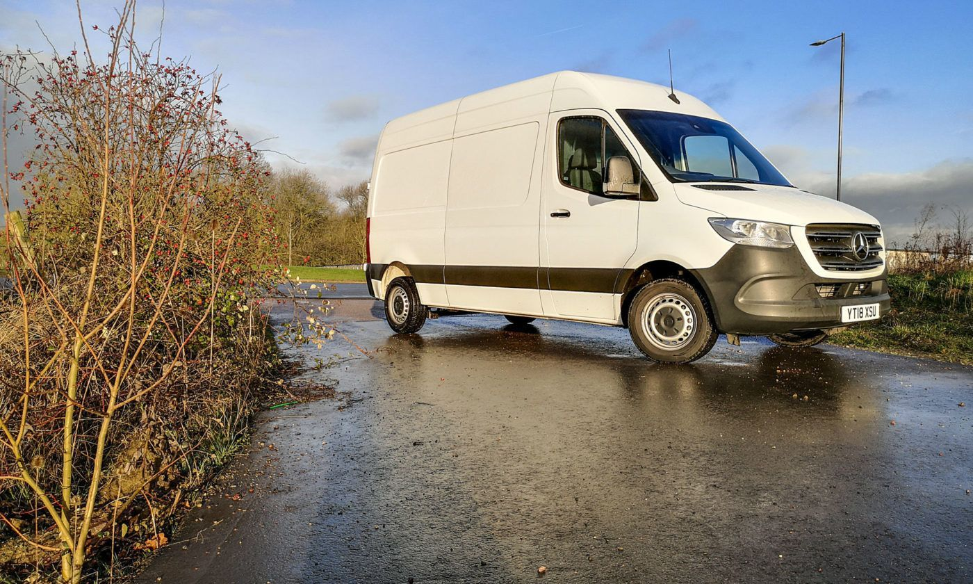 2020 Mercedes Sprinter 314 CDI Review 001 carwitter 1400x840 - Mercedes Sprinter 314 FWD Review - Mercedes Sprinter 314 FWD Review