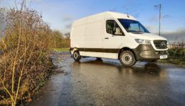 2020 Mercedes Sprinter 314 CDI Review 001 carwitter 260x150 - Mercedes Sprinter 314 FWD Review - Mercedes Sprinter 314 FWD Review