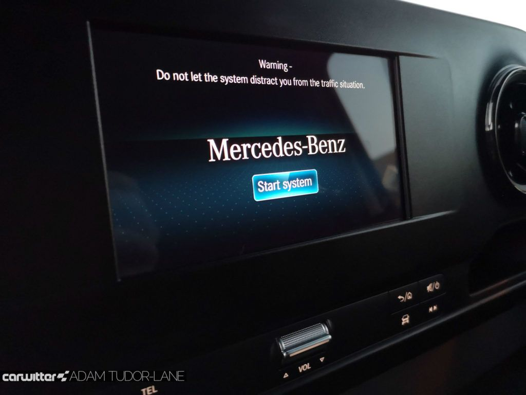 2020 Mercedes Sprinter 314 CDI Review 015 carwitter 1024x768 - Mercedes Sprinter 314 FWD Review - Mercedes Sprinter 314 FWD Review