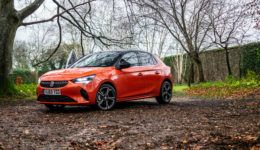 2020 Vauxhall Corsa SRi Review Front Angle carwitter 260x150 - Vauxhall Corsa SRi Review - Vauxhall Corsa SRi Review