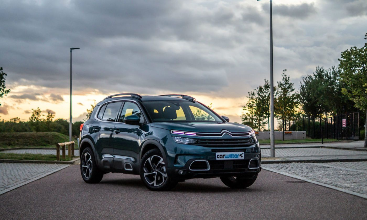 Citroen C5 Aircross Review Front Angle Main carwitter 1400x840 - Citroen C5 Aircross Review - Citroen C5 Aircross Review