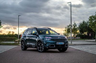 Citroen C5 Aircross Review Front Angle Main carwitter 400x266 - Citroen C5 Aircross Review - Citroen C5 Aircross Review