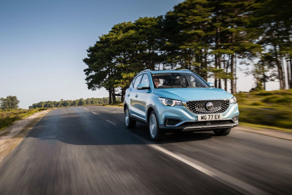 MG ZS EV Front carwitter 1024x683 - The affordable EV is here – MG ZS - The affordable EV is here – MG ZS