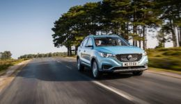 MG ZS EV Front carwitter 260x150 - The affordable EV is here – MG ZS - The affordable EV is here – MG ZS