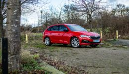 Skoda Scala SE Review Front Angle Scene carwitter 260x150 - Skoda Scala SE Review - Skoda Scala SE Review