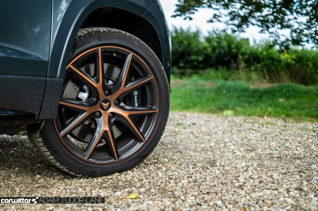 2019 CUPRA Ateca Review Alloys Brembo carwitter 1024x681 - Cupra Ateca Review - Cupra Ateca Review