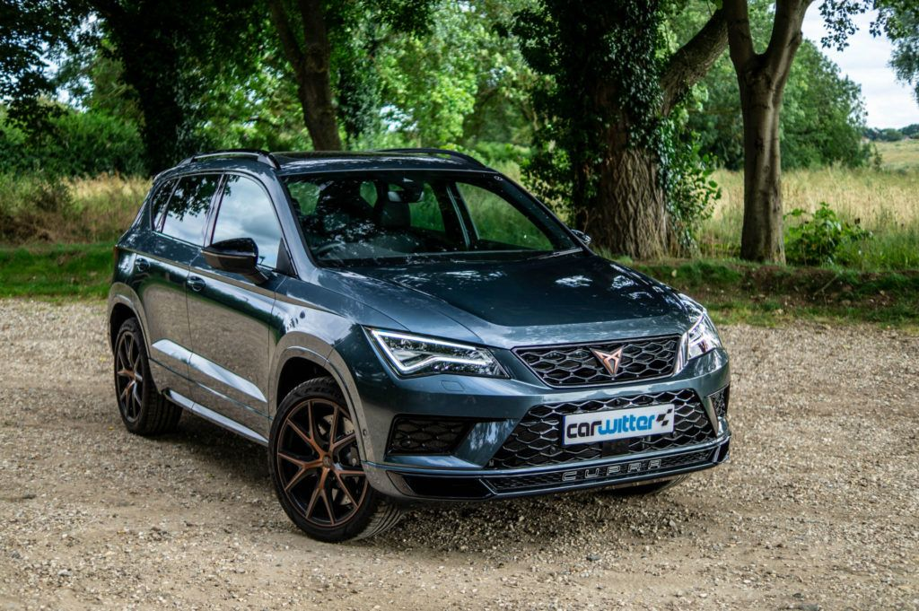 2019 CUPRA Ateca Review Front Angle Close carwitter 1024x681 - Cupra Ateca Review - Cupra Ateca Review
