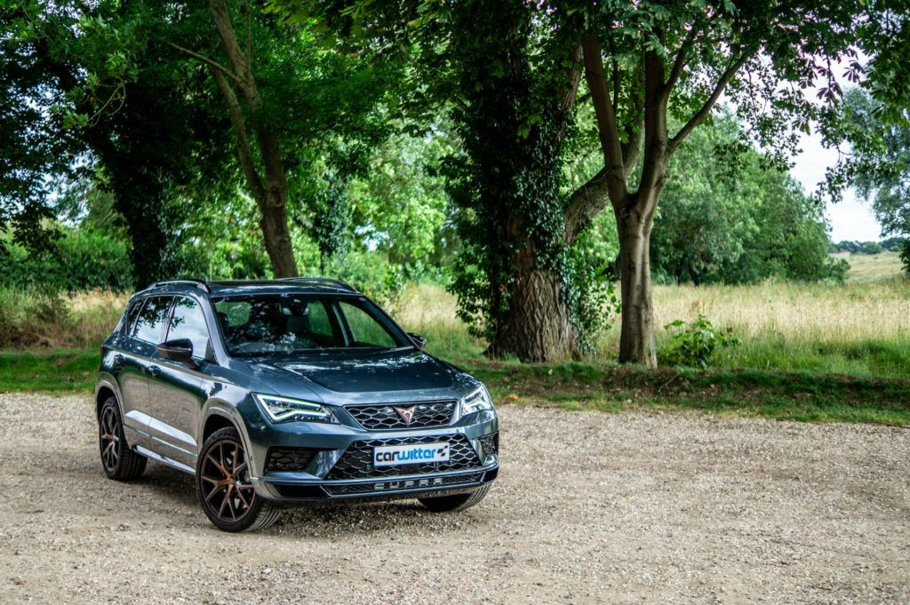 2019 CUPRA Ateca Review Front Angle Scene carwitter 1024x681 - Cupra Ateca Review - Cupra Ateca Review