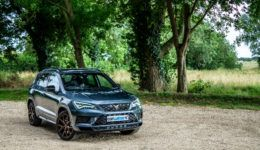 2019 CUPRA Ateca Review Front Angle Scene carwitter 260x150 - Cupra Ateca Review - Cupra Ateca Review