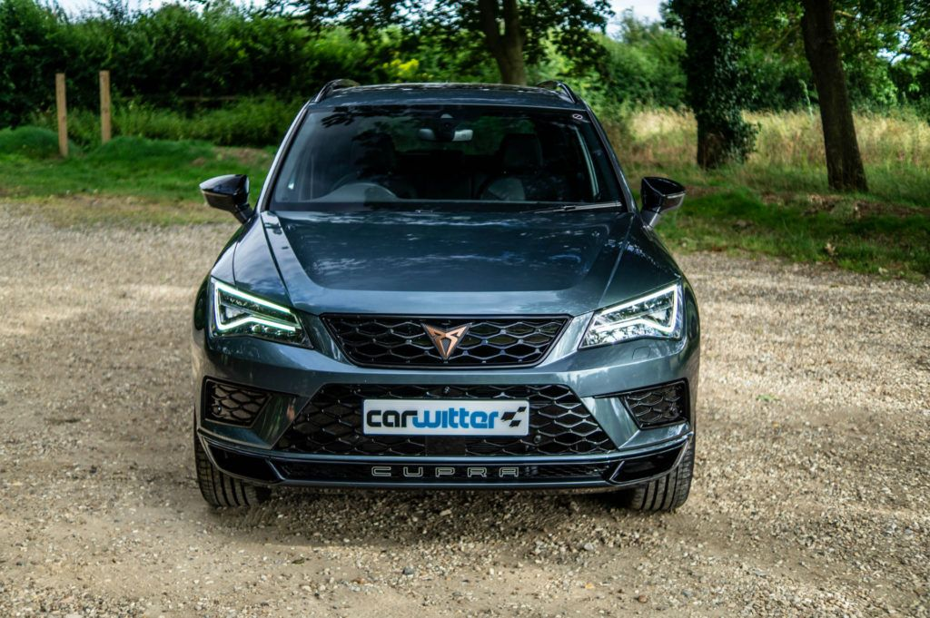 2019 CUPRA Ateca Review Front carwitter 1024x681 - Cupra Ateca Review - Cupra Ateca Review