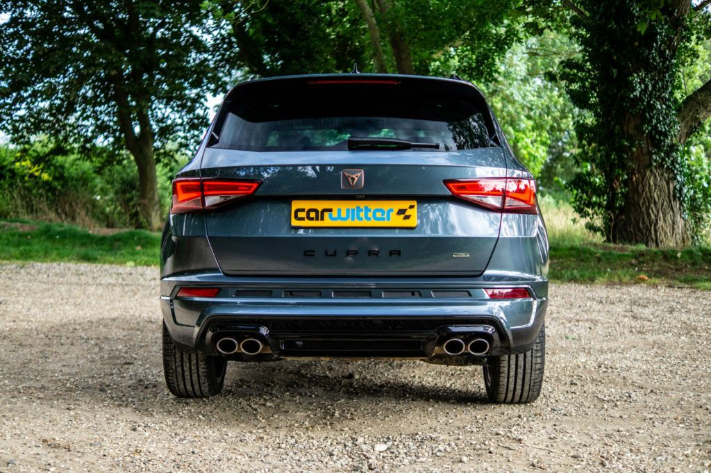 2019 CUPRA Ateca Review Rear carwitter 1024x681 - Cupra Ateca Review - Cupra Ateca Review