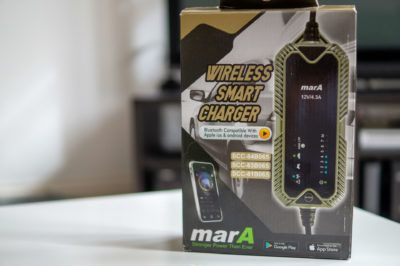 marA Power Smart Wireless Car Battery Charger Review 007 400x266 - marA Power 12v Smart Bluetooth Battery Charger Review - marA Power 12v Smart Bluetooth Battery Charger Review
