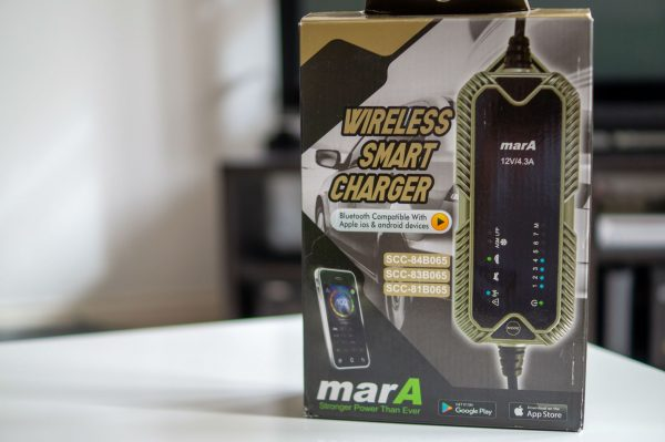 marA Power 12v Smart Bluetooth Battery Charger Review