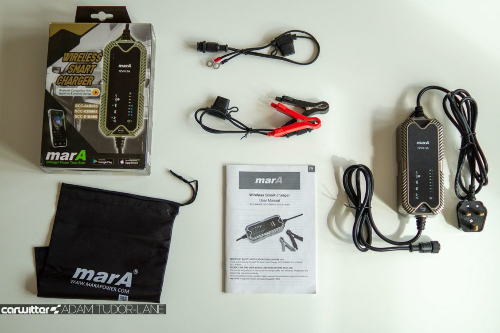 marA Power Smart Wireless Car Battery Charger Review 012 1024x681 - marA Power 12v Smart Bluetooth Battery Charger Review - marA Power 12v Smart Bluetooth Battery Charger Review