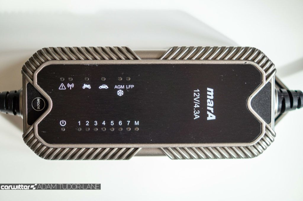 marA Power Smart Wireless Car Battery Charger Review 014 1024x681 - marA Power 12v Smart Bluetooth Battery Charger Review - marA Power 12v Smart Bluetooth Battery Charger Review