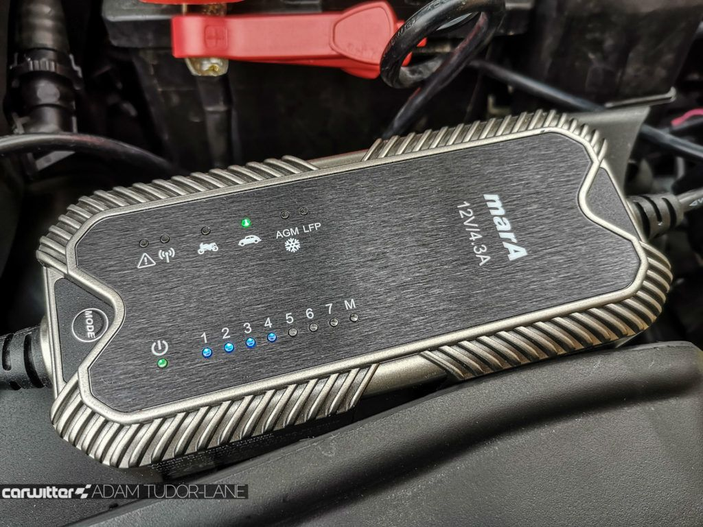 marA Power Smart Wireless Car Battery Charger Review 016 1024x768 - marA Power 12v Smart Bluetooth Battery Charger Review - marA Power 12v Smart Bluetooth Battery Charger Review