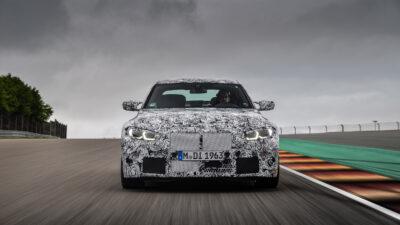 BMW M3 Prototyp 001 fgj5OW 400x225 - 2020 BMW M3 tech specs revealed – choice is the word for BMW's sports saloon | Evo - 2020 BMW M3 tech specs revealed – choice is the word for BMW's sports saloon | Evo