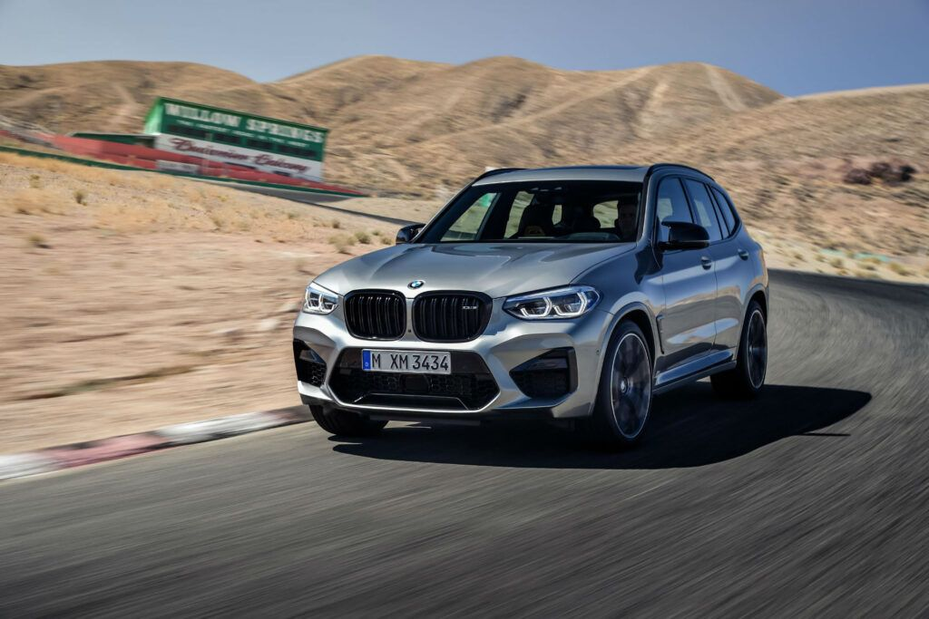 BMW X3M Front carwitter 1024x683 - Cheapest top of the range cars to insure in 2020 - Cheapest top of the range cars to insure in 2020