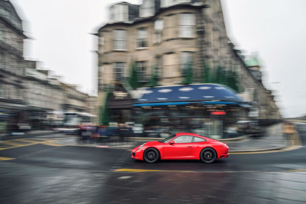 Porsche 911 Side carwitter 1024x683 - Cheapest top of the range cars to insure in 2020 - Cheapest top of the range cars to insure in 2020