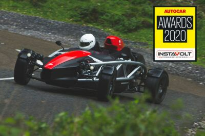 1 bdc ariel atom 4 logo 0TBUCM 400x267 - Autocar Awards 2020: Ariel Atom 4 named Britain's Best Driver's Car - Autocar Awards 2020: Ariel Atom 4 named Britain's Best Driver's Car